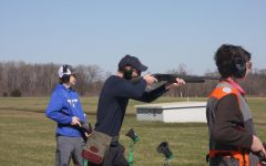 Bottern aims to sharpen hunting skills through trap shooting