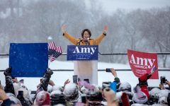 Amy Klobuchar 2020: Celebration. Controversy. Confusion.