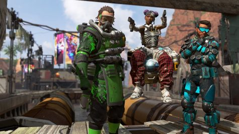 [GAME REVIEW] Apex Legends time has passed