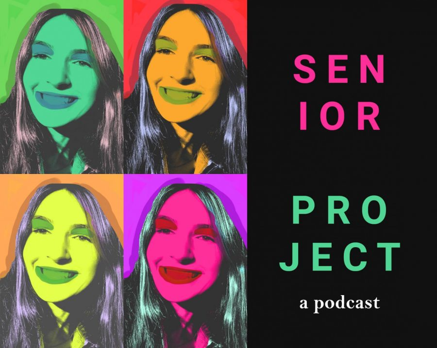 [PODCAST] Senior Project: a podcast
