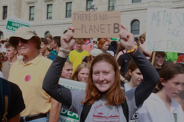 Senior+Paige+Indritz+helped+SPA+students+interested+in+the+strike+get+organized.+%E2%80%9CWhat+I+want+to+have+happen+next+is+that+everyone+can+have+a+conversation+about+the+implications+of+climate+change%2C+what+we+can+do+to+change+it%2C+and+how+we+can+promote+this+change+within+the+government%2C%E2%80%9D+Indritz+said.