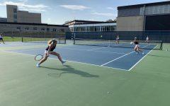 0-7: A striking defeat for Girls Varsity Tennis