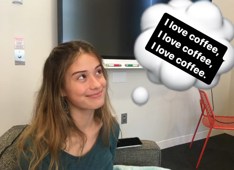 Gracie+Tilney-Kaemmer+thinking+about+coffee.+%22Coffee+helps+me+wake+up+and+it+is+almost+like+a+daily+pattern+for+me+to+drink+coffee%2C%E2%80%9D+she+said.+%0A%0A