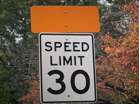 Speed limits decreases five mph to increase safety