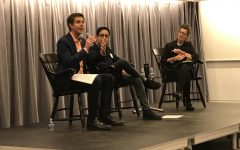 Alumni/ae speakers encourage entrepreneurship