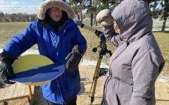 Heilig hosts mid-afternoon star party