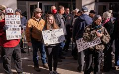 Gun law debate sparks gun rights rally