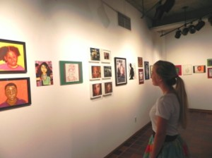 Exhibit brings youth and joy to Drake Gallery