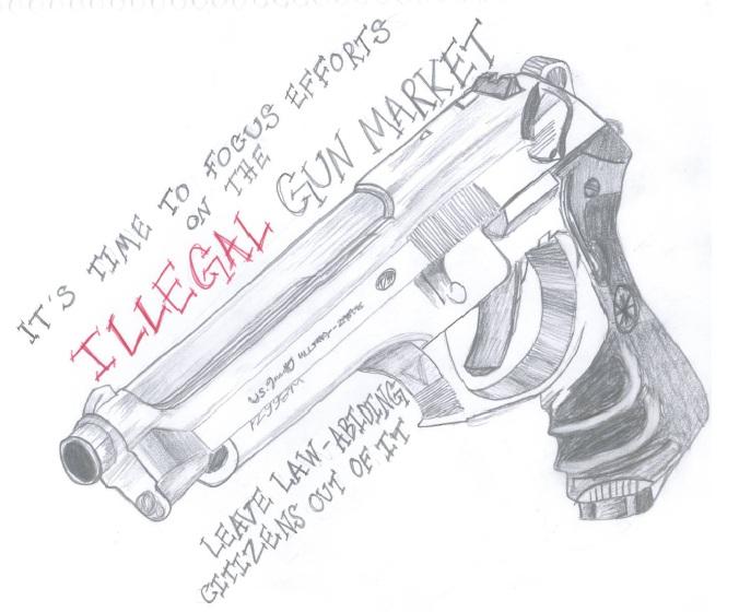 Opinion: Gun Control debate should include markets