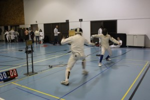 Fencers parry their way to strong showing