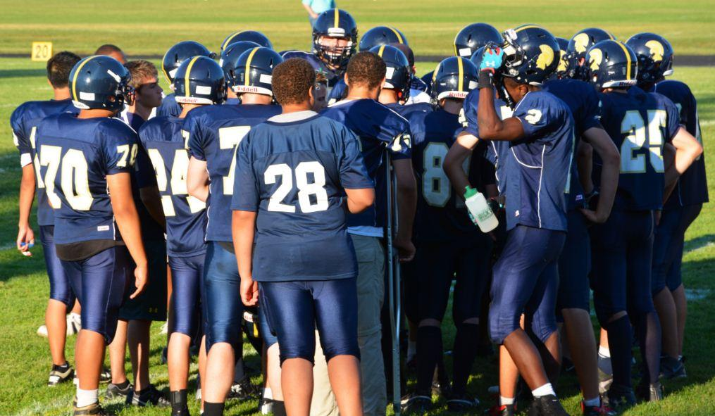 Gallery: Varsity Football wins against Spectrum High School, 25-22