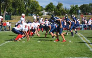 Spartan Football team ready for a turnaround season