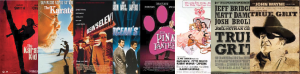 Film Club features originals of well-known movie remakes as this year's theme