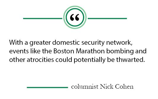 Column: Pros outweight the cons with security scans on electronic communication