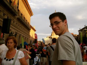 Senior Nate Truman shares a day of his life during his year in Spain