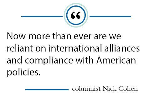 Column: Surveillance of European leaders damages international trust