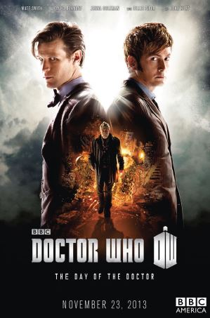 """The 50th anniversary special of Doctor Who premieres on BBC America on Nov. 23. """"The show is good because it shows that anyone who is ordinary can be fantastic,"""" junior Sandhya Ramachandran said."""