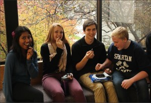 Oreos: Cookie or cream, students can't get enough