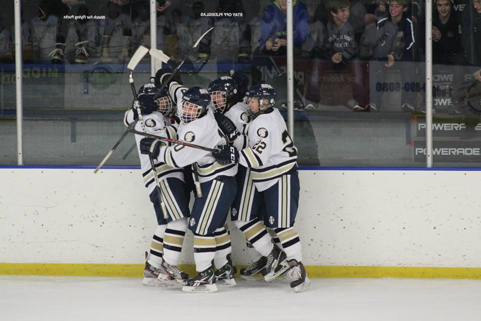 """The team regards the winning game as a turning point. """"From now on, we're going to evaluate each team we play as if they were ranked first in state,"""" senior right wing player Ben Morris said."""