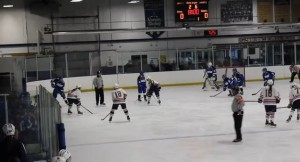 Video: Girls Varsity Hockey faces Academy of Holy Angels and Richfield High School