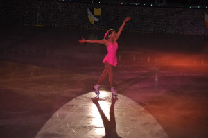 Skaters sparkle and shine on ice