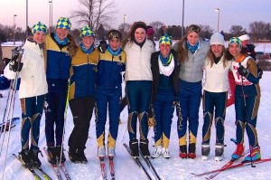 Girls Nordic Ski team stays strong