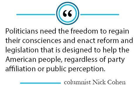Column: Media-fueled public perception prevents progress