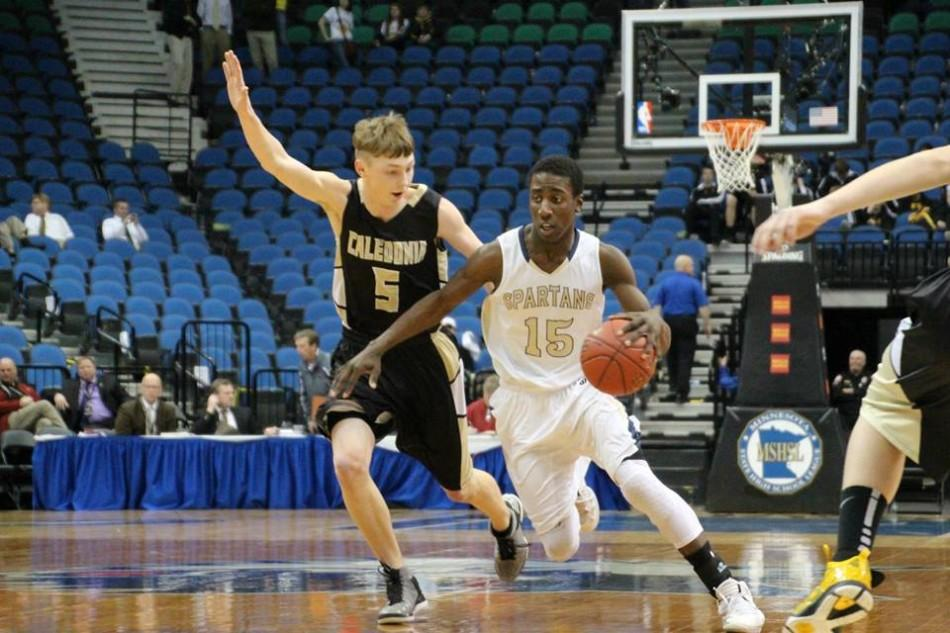 Gallery: Boys Varsity Basketball plays at state tournament for first time