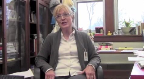 Upper School English teacher Lucy Polk talks about teaching and reading