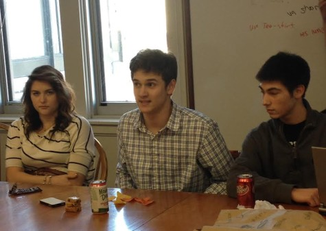 Student Political Union offers space for passionate debates