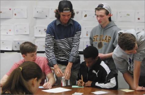 Class Retreats facilitate transition
