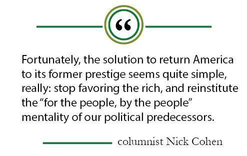 Column: America heads down a plutocratic path