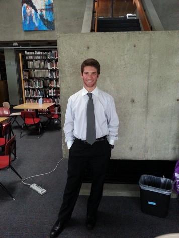 Senior Nick Cohen finds passion for criminal defense on senior project