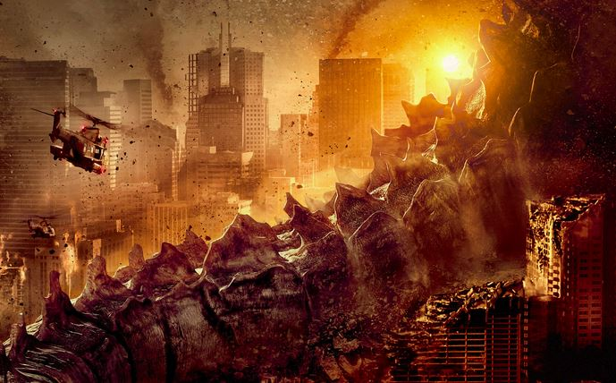 Godzilla's visuals could wow anybody, but the plot was even sparser than one might reasonably expect.