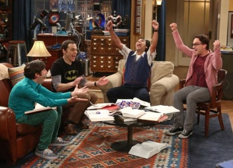 Big Bang Theory lends its name to a television comedy about a virtuosic physicist who cannot be bothered by religious irrationality...