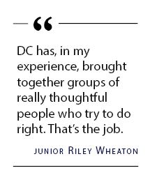 Discipline Committee: Wheaton reinforces the purpose of DC