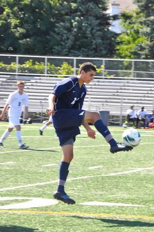 Goldman brings fresh perspective and success to varsity soccer
