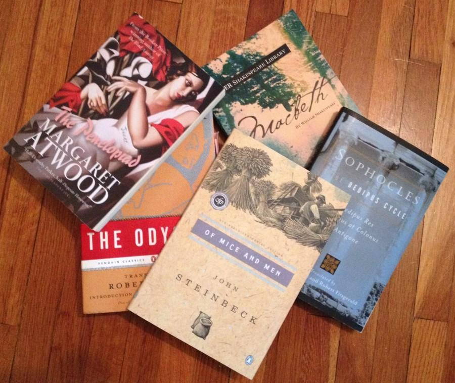 Freshman books create a variety of opinions among students