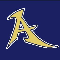Academy football logo.The team is a co-op program between St. Paul Academy, Mounds Park Academy, Twin Cities Academy, and Great River School.