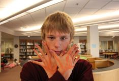 Sophomore Cole Staples enjoys an eclectic spectrum of music.