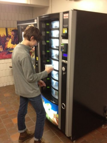 New vending machines provide options for hungry students