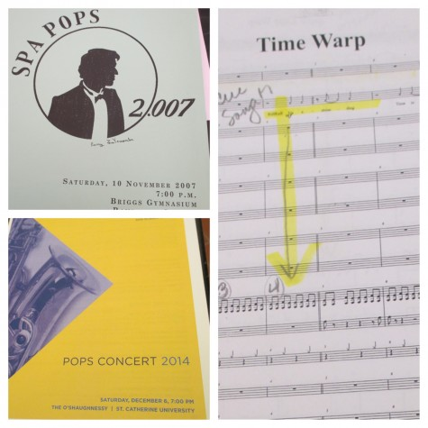 Time Warp featured as Pops Concert finale