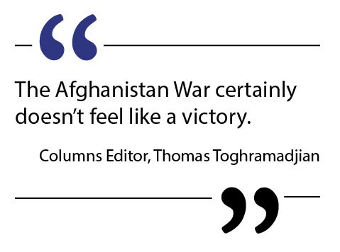 Ending the U.S. presence in Afghanistan should be thorough and responsible