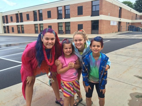 Community Service Spotlight: Brunell gives back to childhood camp through volunteering