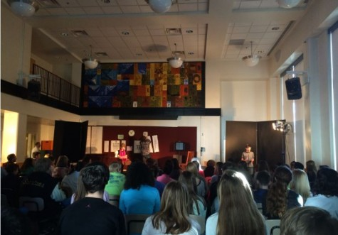 Freshmen celebrate Shakespeare during Macbeth Fest