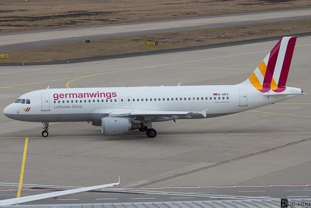 A+Germanwings+A320+plane%2C+like+the+one+shown+here%2C+was+intentionally+crashed+by+its+co-pilot+on+Mar.+24+on+its+way+to+Dusseldorf+from+Barcelona.