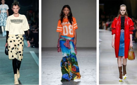 9 Easy to wear runway trends for spring
