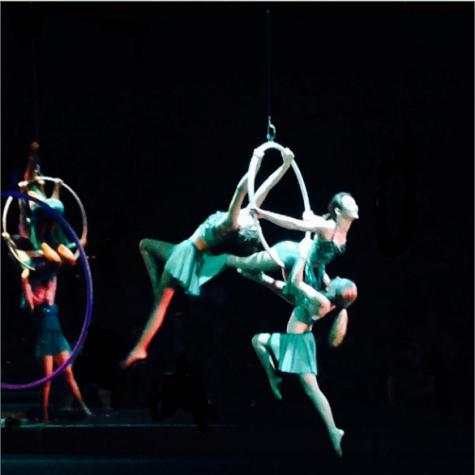 Circus Juventas performers prepare for 1001 Nights
