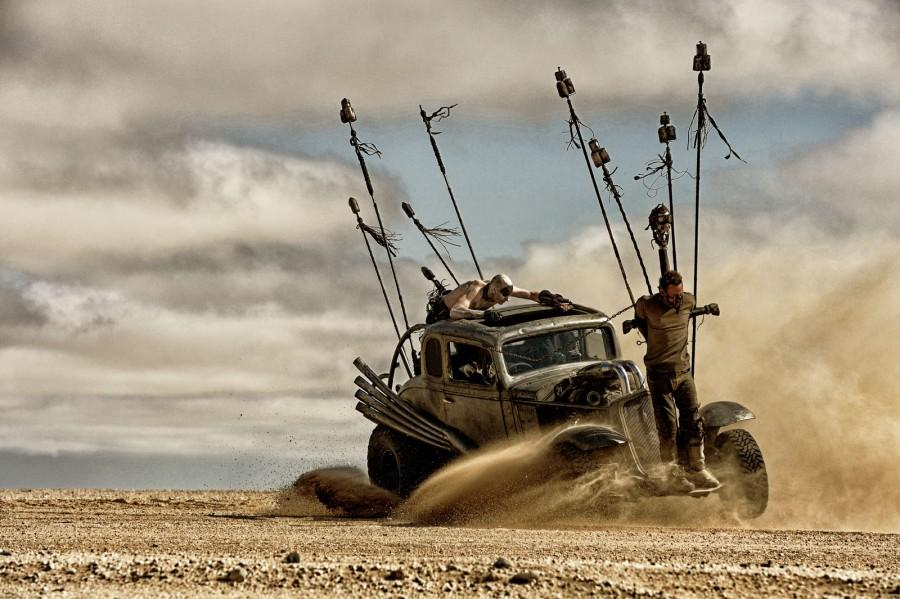 Mad Max: Fury Road opened on May 15.