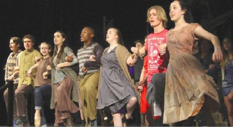 Urinetown showers audience with social commentary